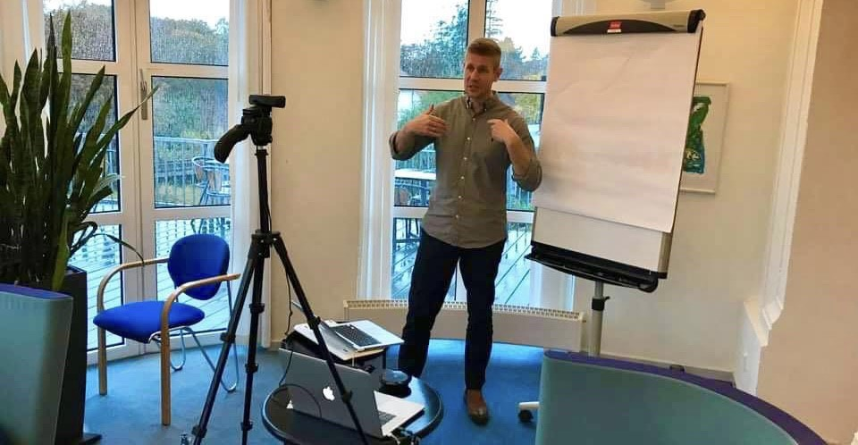 Virtuel teambuilding